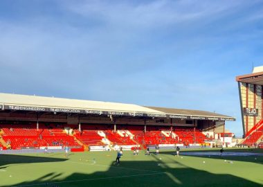 Aberdeen v Queen of the South