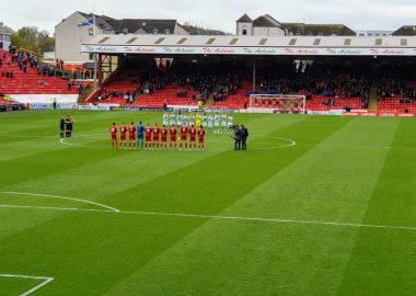 Aberdeen v Celtic