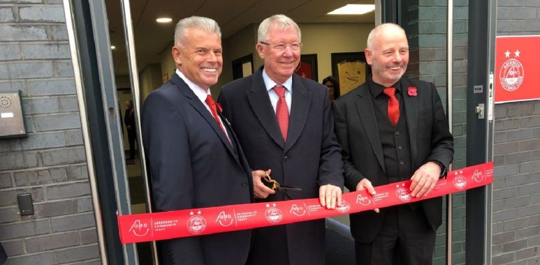 Cormack Park Opening