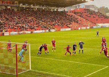 Aberdeen v Kilmarnock
