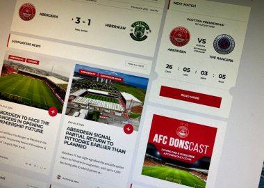Inverness Reds website