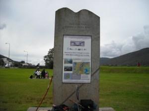 GGW sign at Fort William