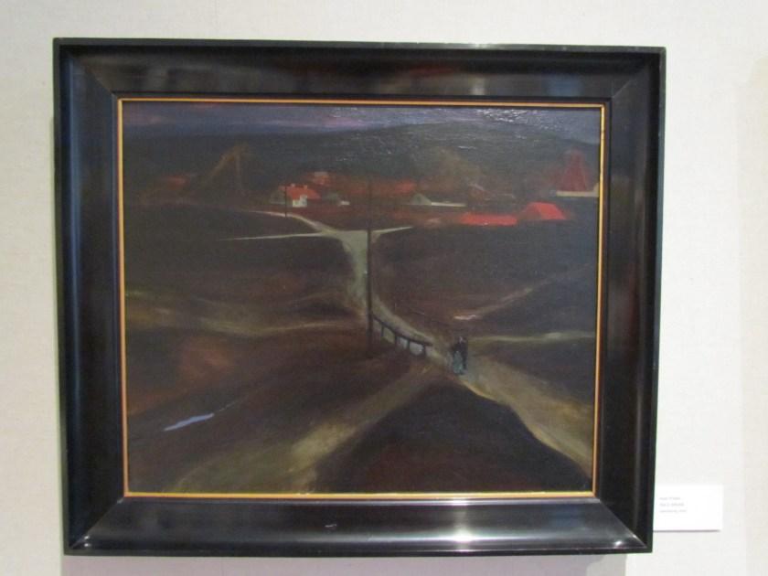 painting of mine, Dalarnas museum