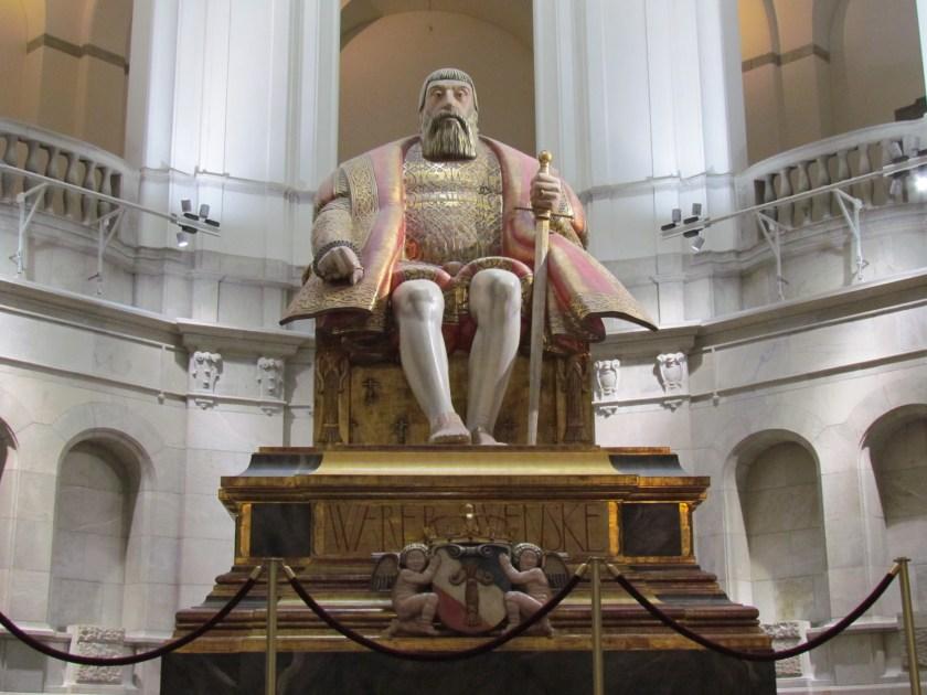 King Gustav Vasa