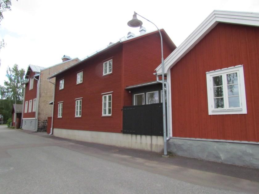 Falun old town