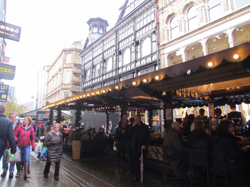 Manchester Christmas Markets. Ten markets in one that cover most of the city centre.