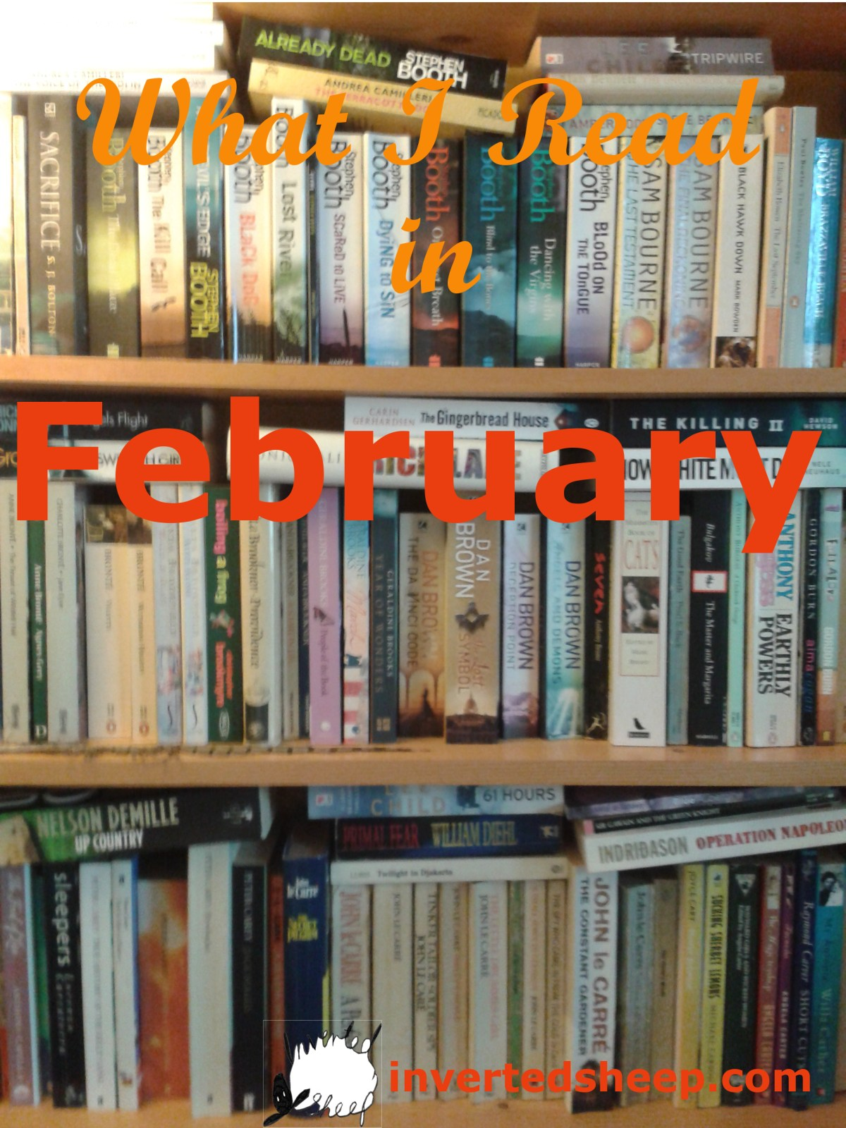What I Read in February