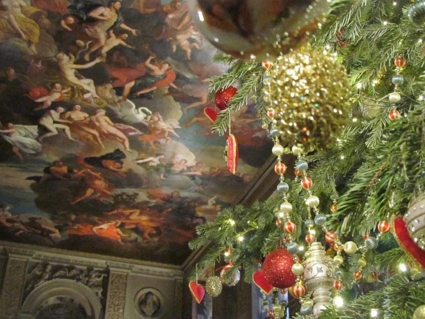 Christmas tree, Chatsworth