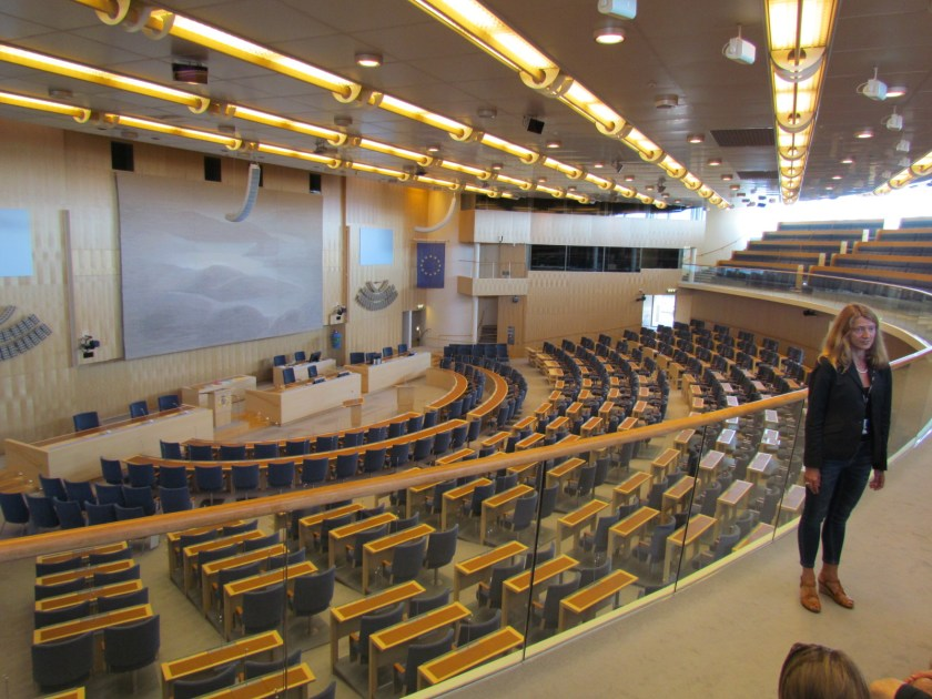 Parliament, Stockholm - is Sweden really expensive?