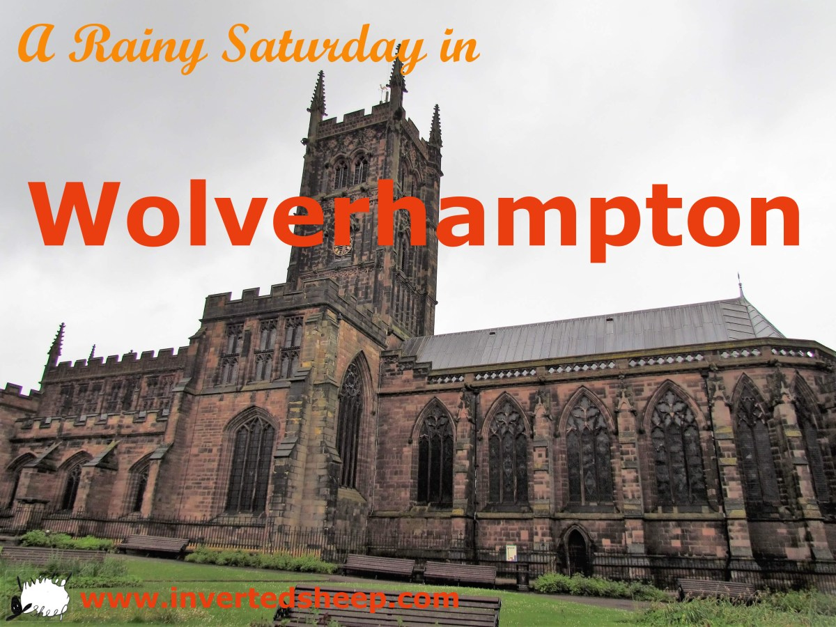 A Rainy Saturday in Wolverhampton