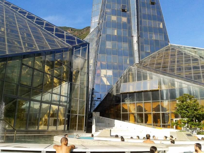 Caldea Spa, Andorra