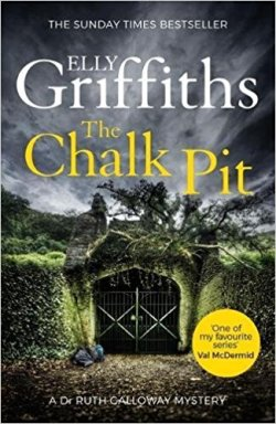 What I Read in August - Chalk Pit