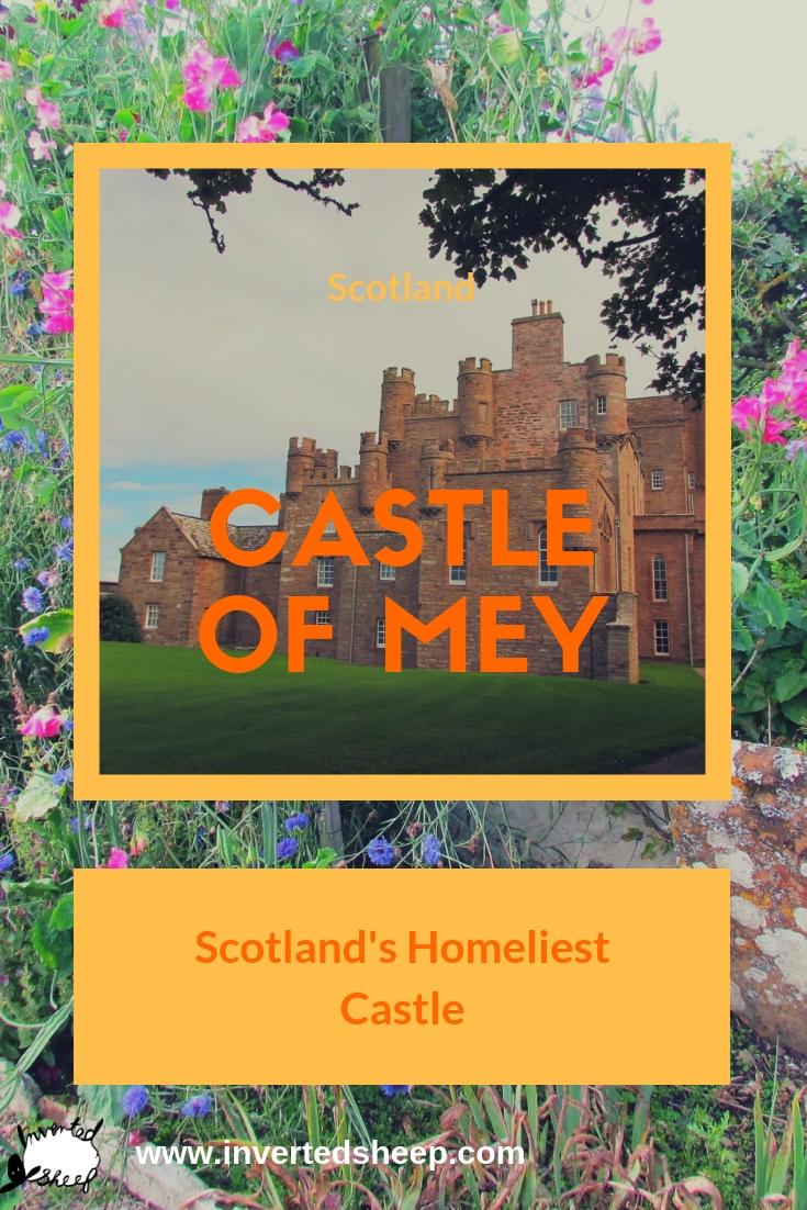 Exploring Mey – Scotland's Homeliest Castle