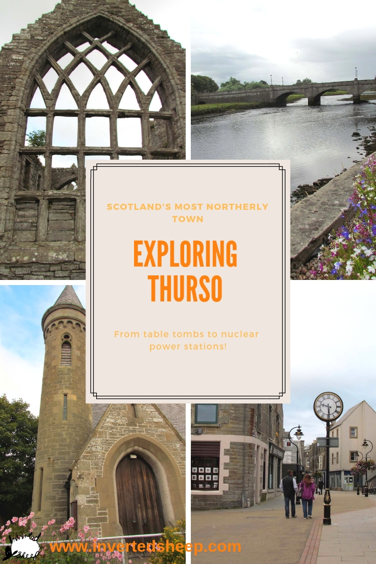 Exploring Thurso – Scotland's most northerly town