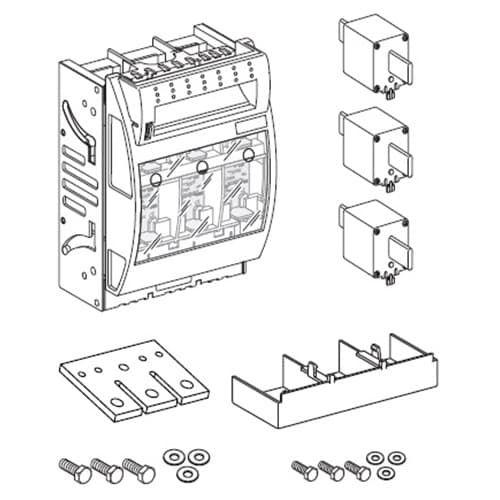 Conext Battery Fuse Combiner 160A Fuses (NON-UL)