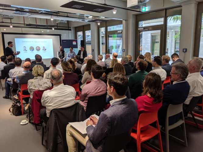 KMU Zukunftsforum in Stuttgart