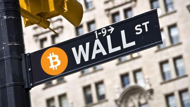 Wall Street vs BitCoin