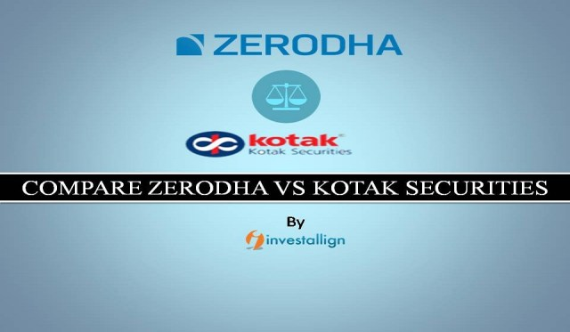 Image of zerodha vs kotak securites