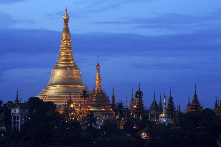 Myanmar Visited by UK Trade Envoy