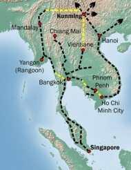China Singapore High Speed