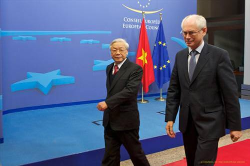 Vietnam-EU FTA to Benefit Both Parties