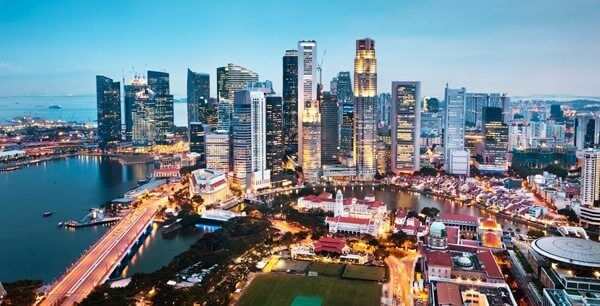 Woeful GDP Growth in Singapore is Reassured