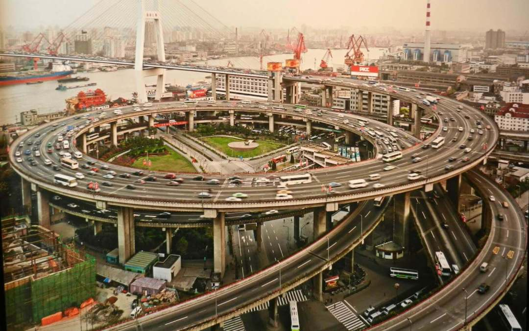 China Infrastructure Investment Must Grow