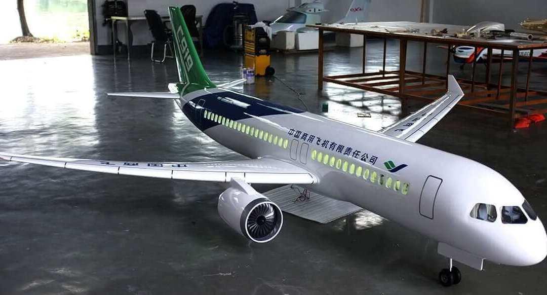 China, The Third Major Aircraft Manufacturer