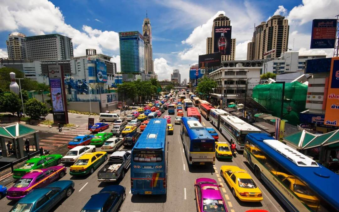 Thai Economy Seeks Revival from FDI