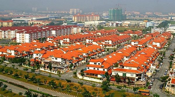 Houses in Malaysia