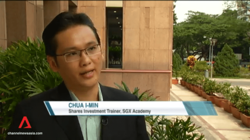 Interview by ChannelNewsAsia