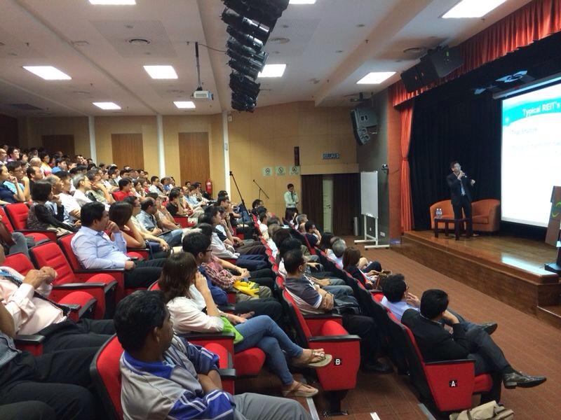 Seminar in Penang, Malaysia