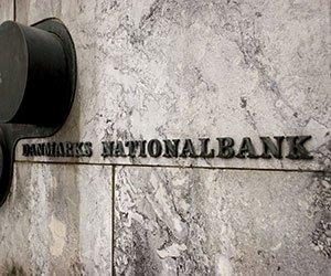 danmarks nationalbank sætter renten
