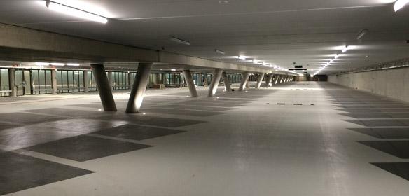 Bouwfonds IM zet pakket parkeergarages in etalage