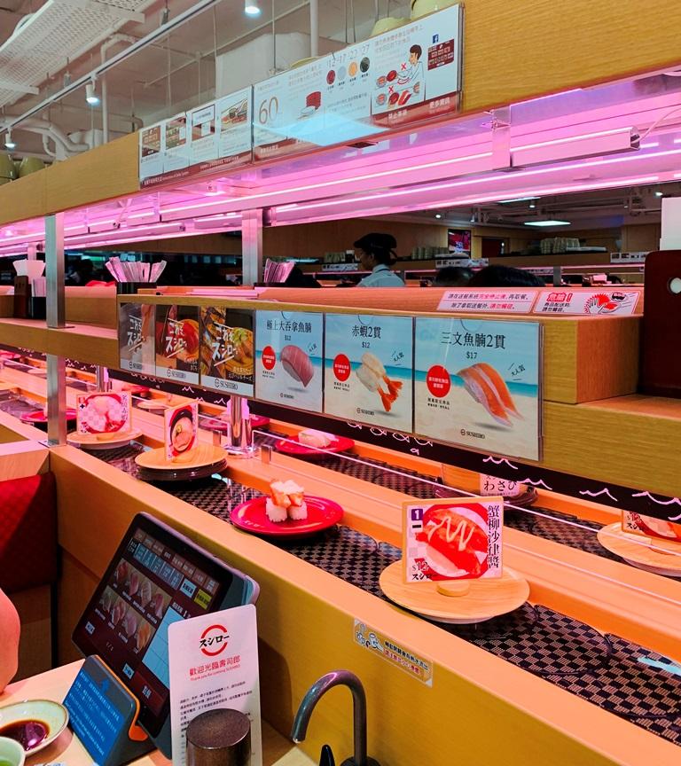 日本の有名回転壽司レストランチェーンが香港1號店をオープン   香港投資推進局