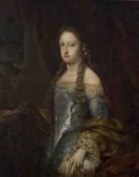 5. Claudio Coello: Mariana de Neoburgo. Fundación Casa Medina Sidonia.