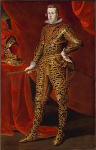 Juan Bautista Maíno: Felipe IV en arnés de parada, c.1620. Metropolitan Museum, Nueva York.