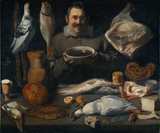 Alejandro de Loarte: Escena de Taberna. Rijksmuseum, Amsterdam.