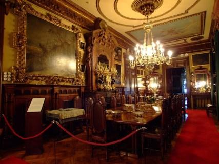Comedor de gala. Museo Cerralbo, Madrid.