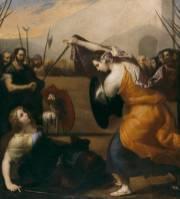 José de Ribera: Combate de mujeres. Museo Nacional del Prado, Madrid.