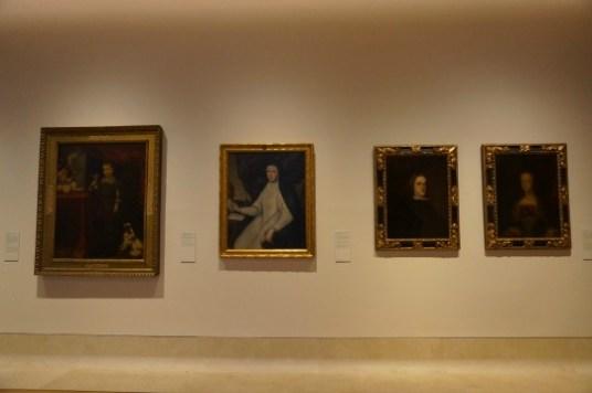 Vista de la Sala de los Retratos. Foto @Unsereno
