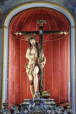 Anónimo: Cristo de Dolores. Tacorote, Tenerife.