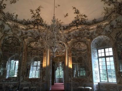Salón de los Espejos del Amalienburg.