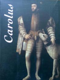 """Portada del catálogo de la exposición """"Carolus""""."""