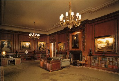 Biblioteca. The Frick Collection.