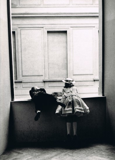 Gerardo Vielba: Niños del Louvre.