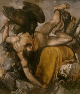Tiziano: Ticio. Museo del Prado.