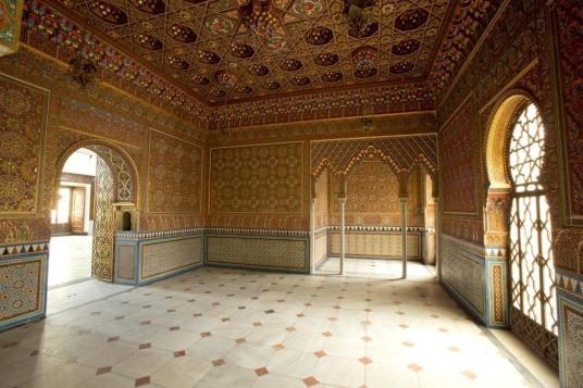 Manuel Castaños: Sala árabe del antiguo Museo del Ejército. Foto: Museo del Prado