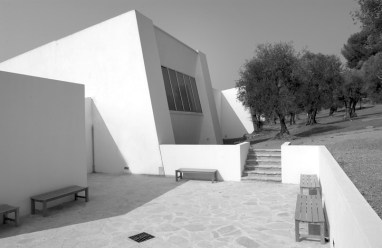 Vista de la Casa Hartung Bergman en Menorca. Foto: Fundación Hartung Bergman.
