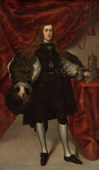 Juan Carreño de Miranda: Duque de Pastrana. Fundación Casa Ducal de Medinaceli.